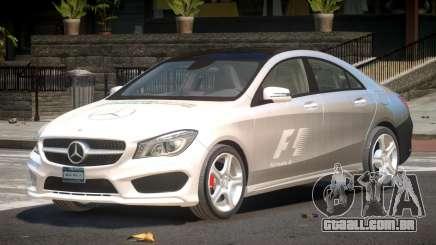 Mercedes Benz CLA V1.0 PJ6 para GTA 4