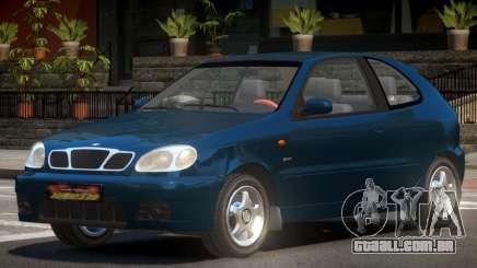 Daewoo Lanos RS para GTA 4