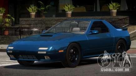 Mazda RX-7 Qz para GTA 4