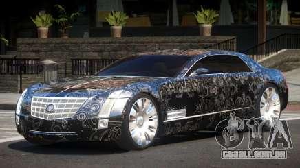 2003 Cadillac Sixteen V1.2 PJ4 para GTA 4