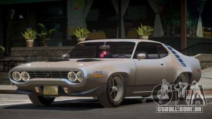 Plymouth Roadrunner ST V1.1 para GTA 4
