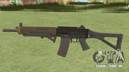Grau 5.56 Assault Rifle V2 (COD: MW 2019) para GTA San Andreas