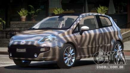Fiat Punto RS PJ4 para GTA 4