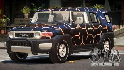 Toyota FJ Cruiser ST PJ3 para GTA 4