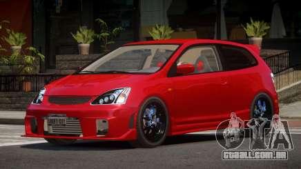 Honda Civic Type R V1.2 para GTA 4