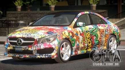 Mercedes Benz CLA V1.0 PJ5 para GTA 4