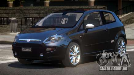 Fiat Punto RS para GTA 4