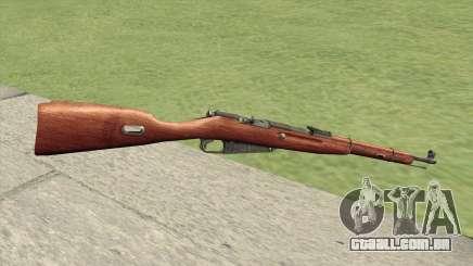 Mosin-Nagant M44 para GTA San Andreas