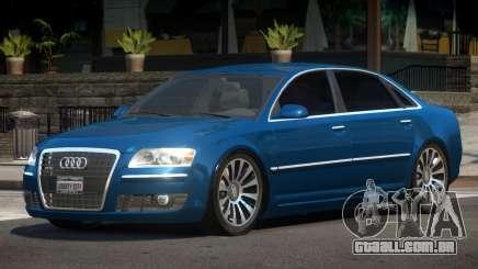 Audi A8 QZ para GTA 4