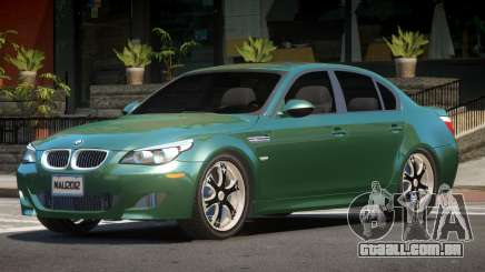 BMW M5 E60 ZT para GTA 4