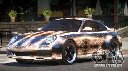 Porsche 911 GT-Sport PJ2 para GTA 4