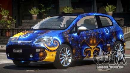 Fiat Punto RS PJ3 para GTA 4