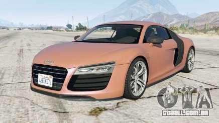 Audi R8 LMS para GTA 5