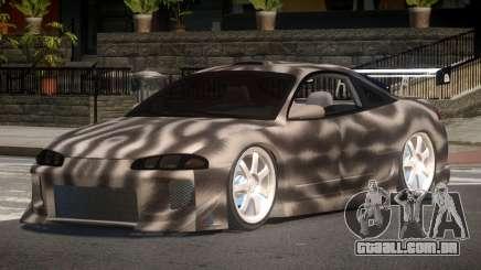 Mitsubishi Eclipse SR PJ4 para GTA 4