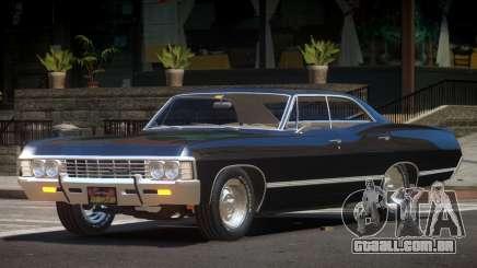 1969 Chevrolet Impala V1.0 para GTA 4