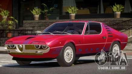 Alfa Romeo Montreal V1.0 PJ1 para GTA 4
