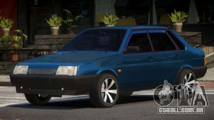VAZ 21099 R-Tuning para GTA 4