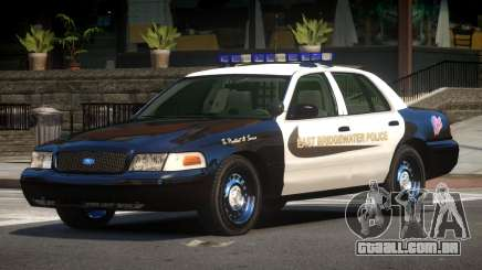 Ford Crown Victoria MS Police V1.1 para GTA 4