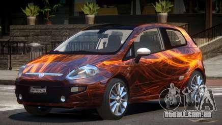 Fiat Punto RS PJ1 para GTA 4