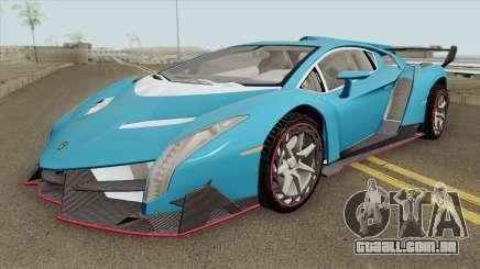 Lamborghini Veneno 2020 para GTA San Andreas
