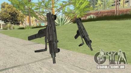 Uzi (HQ) para GTA San Andreas