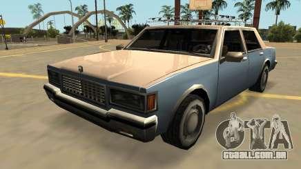 Declasse Premier Classic (FIV, Emblemas, Extras) para GTA San Andreas