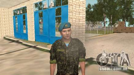 Fedor Dobronravov na forma do ar para GTA San Andreas