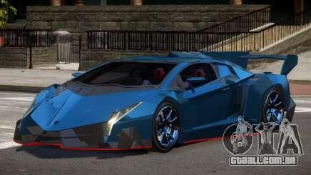 Lamborghini Veneno S-Tuned para GTA 4