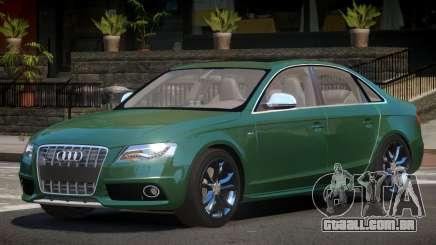 Audi S4 Spec para GTA 4