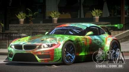 BMW Z4 GT-Sport PJ6 para GTA 4