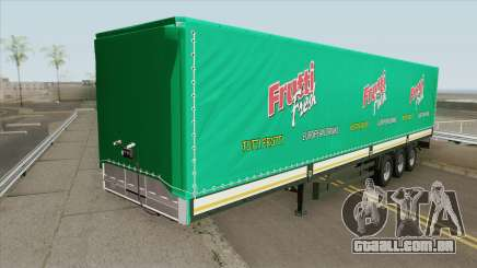 Trailer (Frutti Fresh) para GTA San Andreas