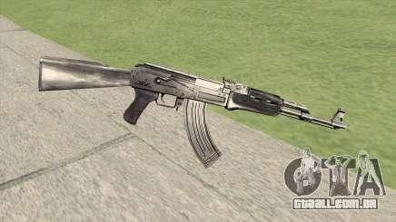 AK-47 (Rob. O and Penguin) para GTA San Andreas