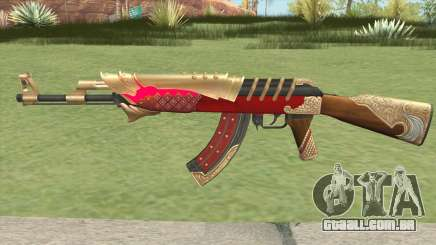 AK-47 Flash (CSO2) para GTA San Andreas