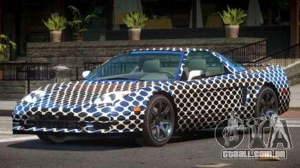 Acura NSX GT PJ3 para GTA 4