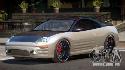 Mitsubishi Eclipse G-Tuned para GTA 4