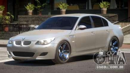 BMW M5 E60 LS V1.0 para GTA 4