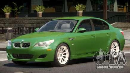 BMW M5 E60 V2.1 para GTA 4