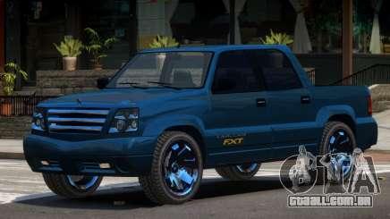 Albany Cavalcade FXT L-Tuned para GTA 4