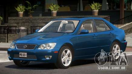 Lexus IS300 LS para GTA 4