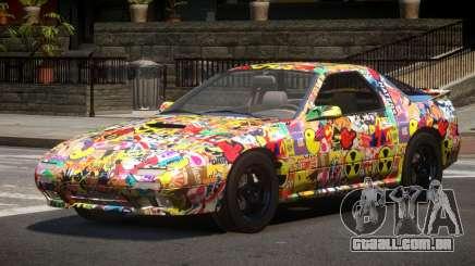 Mazda RX-7 Qz PJ1 para GTA 4