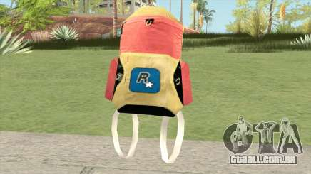 Alternative Parachute para GTA San Andreas