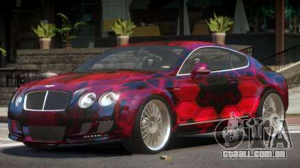 Bentley Continental GT Elite PJ3 para GTA 4