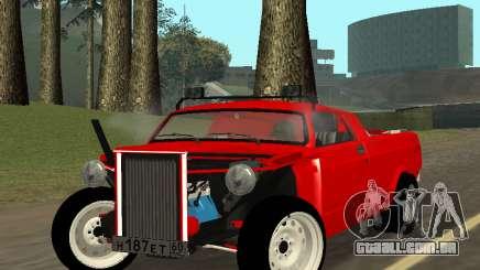 Hot rod GVR v1.0 para GTA San Andreas