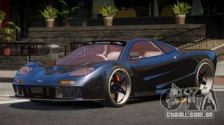 Mc Laren F1 R-Tuned para GTA 4