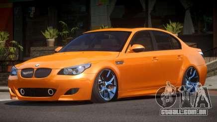BMW M5 E60 V2.2 para GTA 4