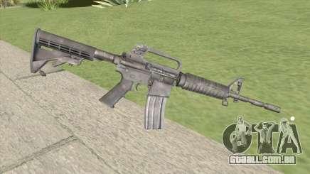 M4A1 LQ para GTA San Andreas