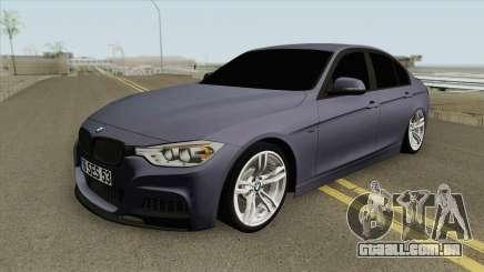 BMW 335i M-Sport Line 2015 para GTA San Andreas