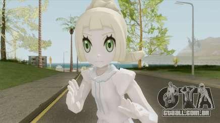 Lillie (Pokemon Sun And Moon) para GTA San Andreas
