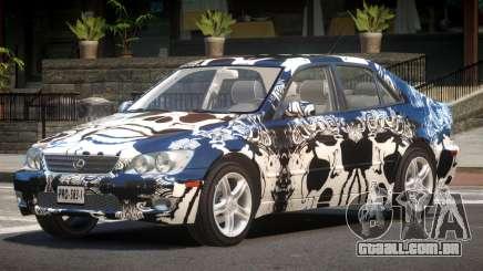 Lexus IS300 LS PJ3 para GTA 4