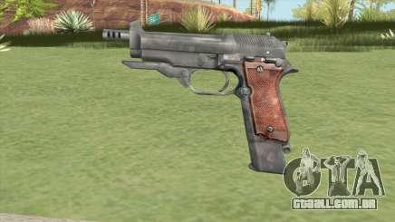 Beretta M93R para GTA San Andreas
